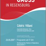 Gauß in Regensburg
